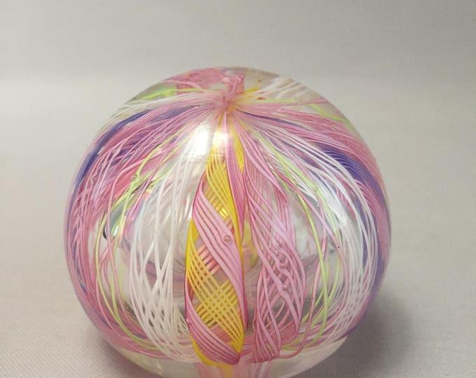murano glass glass paperweight