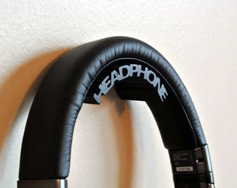 Stand de casque, casque DJ, cadeau pour les DJ, support casque, 3d imprimé,