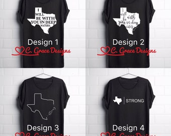 Texas relief fund t shirt fundraiser