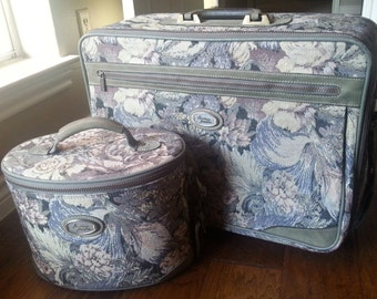 Vintage Luggage Set by American Tourister