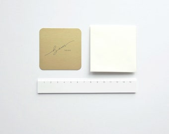 Besos - Mini Note Card (4 Pack)