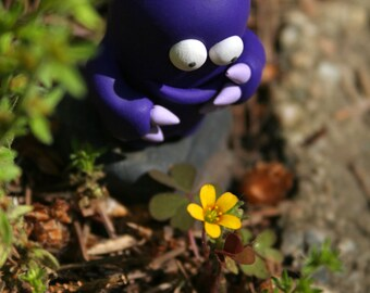 Timid Monsters in the Wild - Dreeb - 5x7 Photography Print