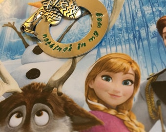 Nothing's In My Way Anna Frozen Necklace