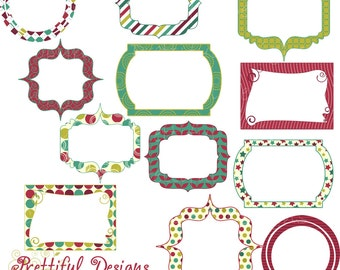 Digital Frames for Personal or Commercial Use - Deck The Halls