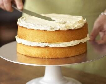 Ateco Professional Revolving Cake Stand