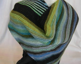Hopes and Dreams Cashmere Blend Shawl Scarf