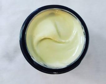 Soothing Face Cream / Balancing Face Cream / Face Moisturizer / Hemp Seed Oil / Organic Skin Care / Natural Face Moisturizer / Hydration
