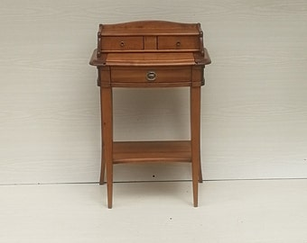 groove small office deskb. Small Office Lady Directoire Style Louis Xvi Walnut Wood/furniture Groove Deskb