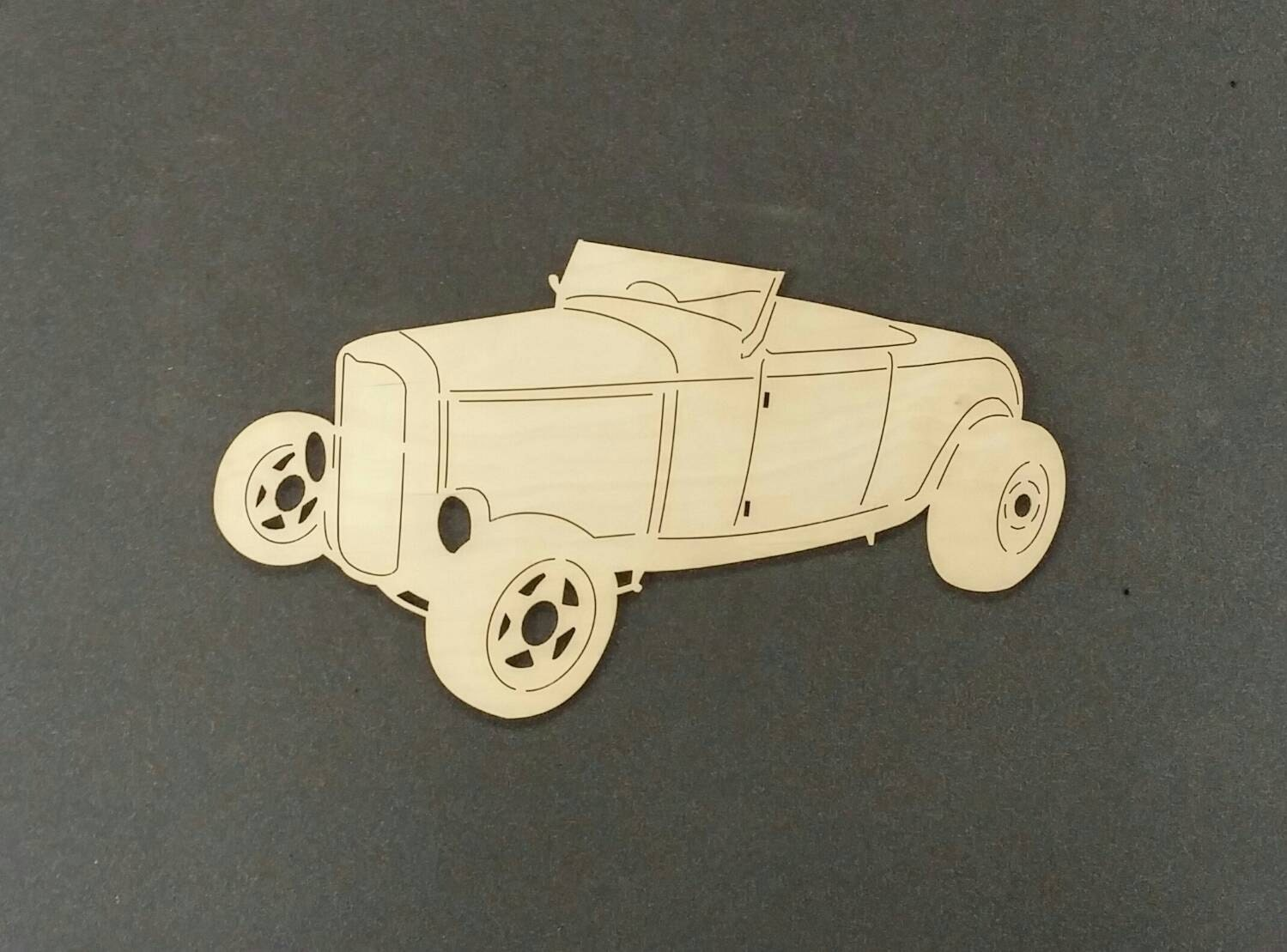 Awesome Hot Rod Wall Art Image - Wall Art Collections ...