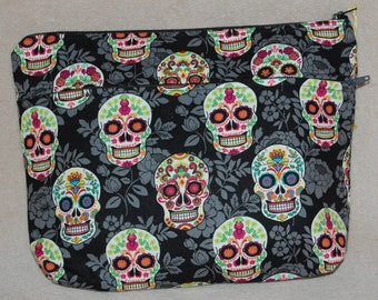 Day of the Dead Skulls Toiletry Bag