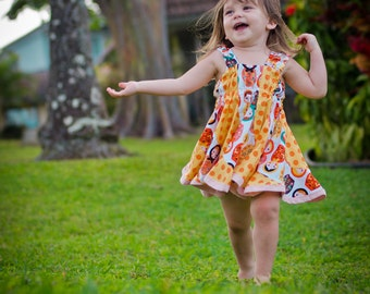 Twirl Tunic Dress for Toddler