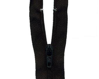Zip up Nylon black C732