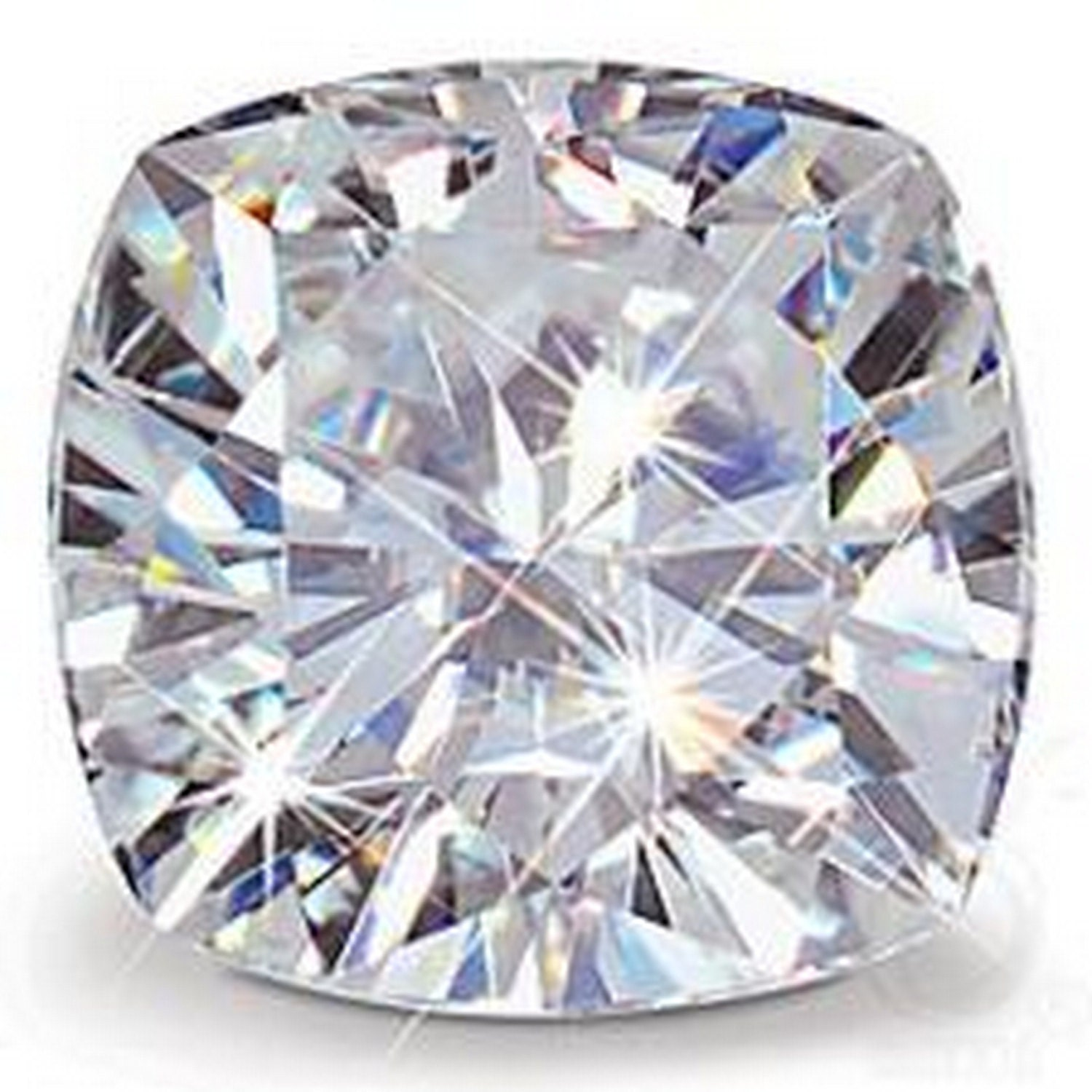 gemstone round untitled super premium moissanite