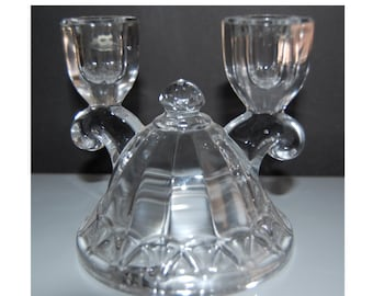 Imperial Glass Candle Holders Candle Sticks Candleabra