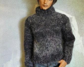 EID Model BJD sweater Brother Dark