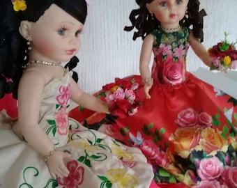 Custom-Made. My Last Doll. Mi última muñeca. Last doll for quinceanera