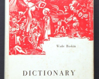 Dictionary of Satanism by Wade Baskin