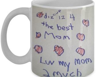 Coffee Cup-Mug Best Mom