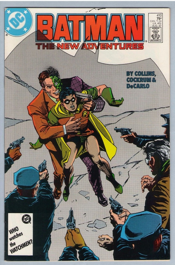 Batman 410 Aug 1987 NM- (9.2)