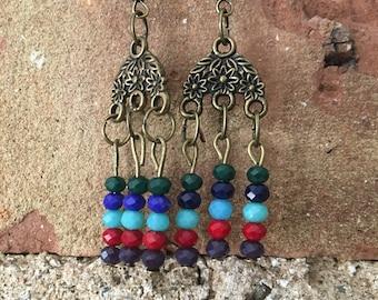 Earring Kurdish Women Handmade