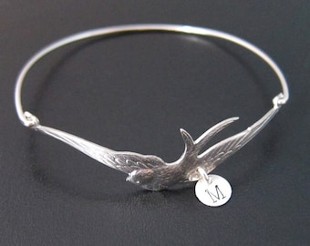 Under Mother's Wing, Personalized Mother Bracelet, Mother Jewelry, Gift for Mother's Day, Push Gift, New Mom Push Present, 1st Mothers Day