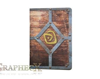 Fan-made Atlantis shepherd's inspired personalized journal notebook