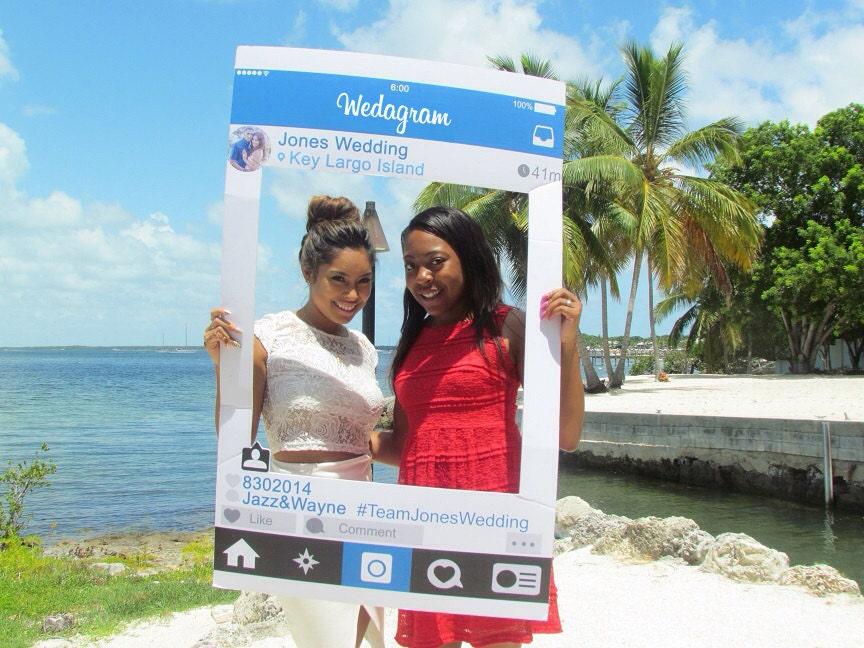 Instagram Stütze, Instagram Rahmen, druckbare Rahmen, DIY DIGITAL DOWNLOAD, Hochzeit, Baby-Dusche, Insta-Hochzeit, Party Foto Instagram-Stil