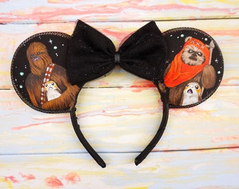 Star Wars Fluffies (hand painted)