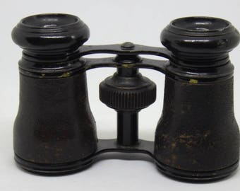 Edwardian Opera Glasses - tiny binoculars!