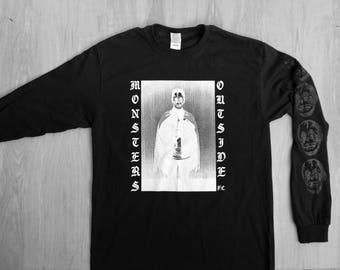 All Hallows FC Long Sleeve Tee Shirt