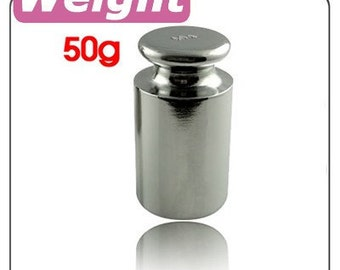 Calibration Weight- 50 Grams