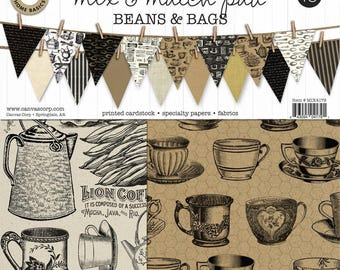 CanvasCorp Mix & Match Pad - Beans and Bags