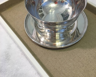 Gorham Silverplate  Bowl, 5 inches across 3 inches high