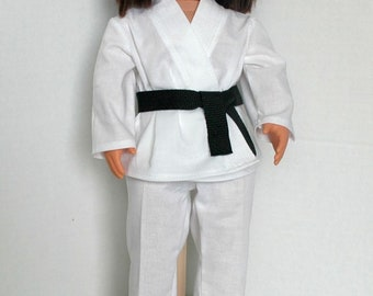 Karate Outfit for American Girl