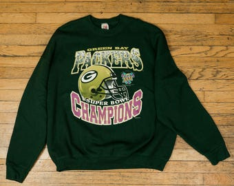 Green Bay Packers Superbowl XXXI Champions Sweater