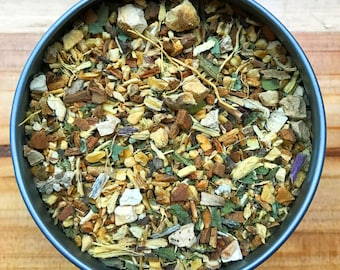 Female Toner Tea - Organic Herbal Tea - Helps nourish, strengthen, and tone the entire female body