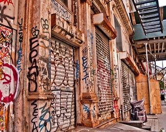 Graffiti Streets