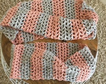 Mummy & Me Matching Cowls - MADE TO ORDER