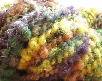 "The spinning wheel ""Woods""-spun wool 373 gr / m 174"