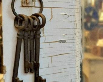 Vintage Jail Keys