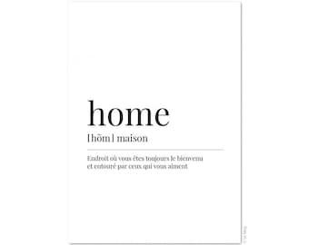 Postcard Home