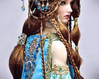 Akamie (BJD wig)