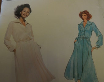 Vogue 2009,  UNCUT sewing pattern, dress for any occasion, misses, womens, size 20 1/2