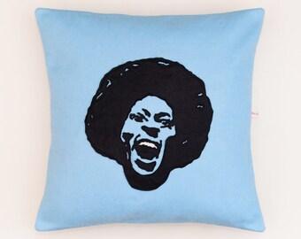 "Funkadelic ""Maggot Brain"" Cushion Cover."