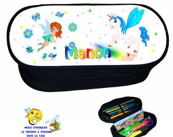 customizable name ref 264 school school Unicorn fairy Kit