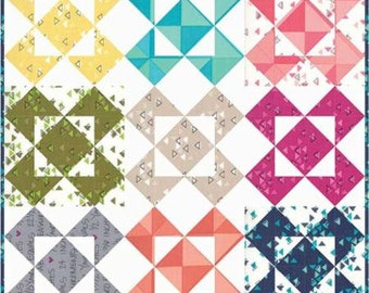Mini Parsol Quilt Paper Pattern - VC 1244 V and Co