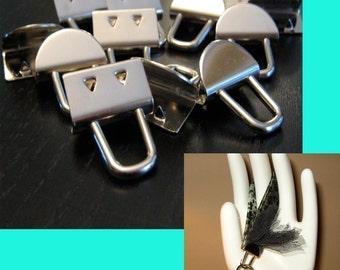 Key Fob Hardware Minis Sets For Wristlets 25 2Pc Sets