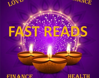 COMPLETE Psychic Reading In 24 Hrs plus Gift