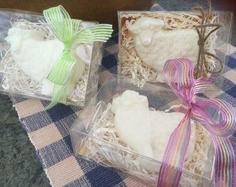 All Natural Goat Milk Base Sheep Soap