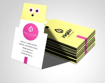 Business Cards (INK-MAY(INK-P-139) Template)